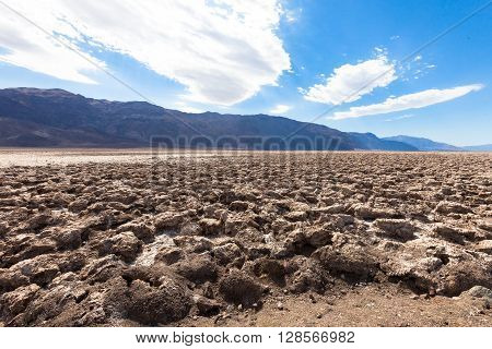 California, Death Valley