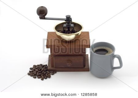 Coffee Grinder  Mug