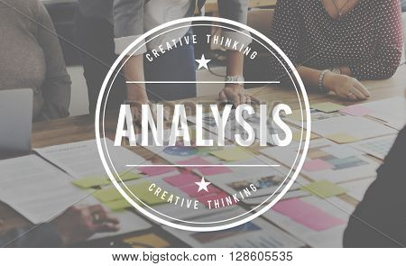 Analysis Statistics Strategies Insight Concept