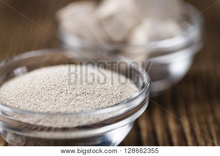 Yeast (fresh And Dried)