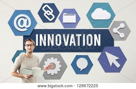 Innovation Creativity Imagination Ideas Concept