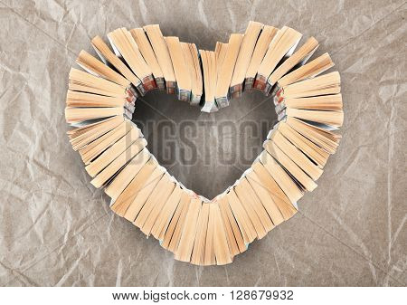 The heart of books