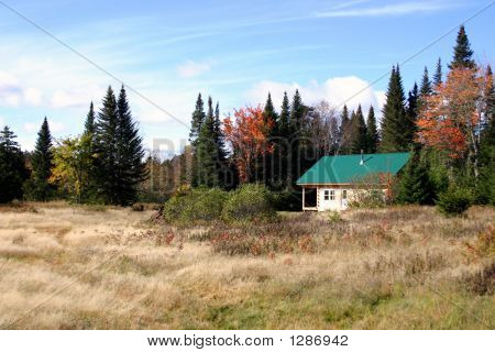 Northwoods Cabin - Maine