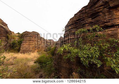 Pancakes Rocks, Fabedougou