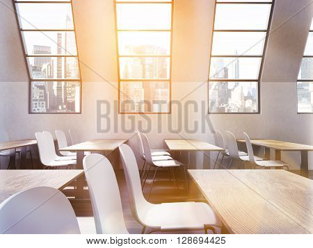 Classroom Sideview