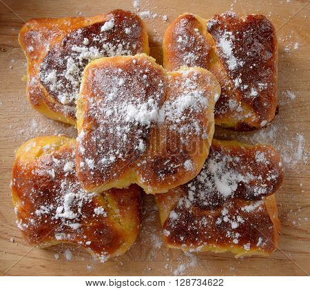 delcious  romanian cheese pie
