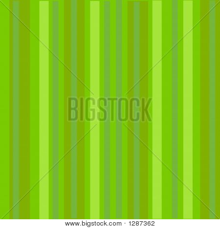 Simple Green Stripes Background