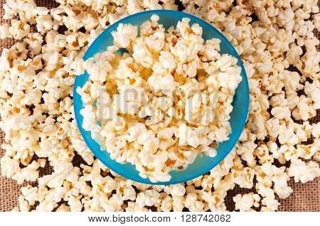 Pop Corn In Cup