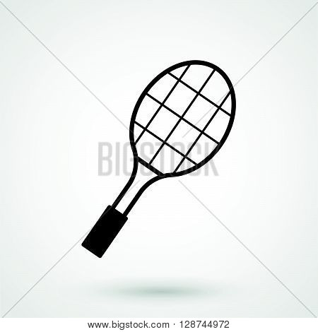 Tenis Icon Vector