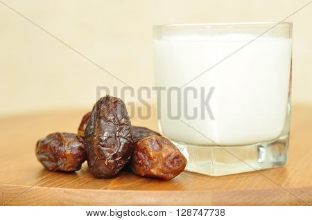 Israeli  dates of Medjoul sort - the most luscious and tasty dates. ** Note: Soft Focus at 100%, best at smaller sizes