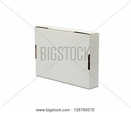 White Package Box. For Software electronic device and other products.