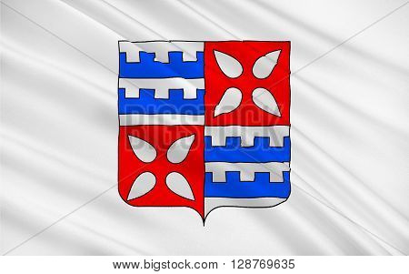 Flag of Muret is a commune in the Haute-Garonne department of which it is a subprefecture in the Midi-Pyrenees region of southwestern France. Its inhabitants are called Muretains.
