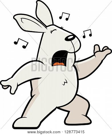 Rabbit Singing