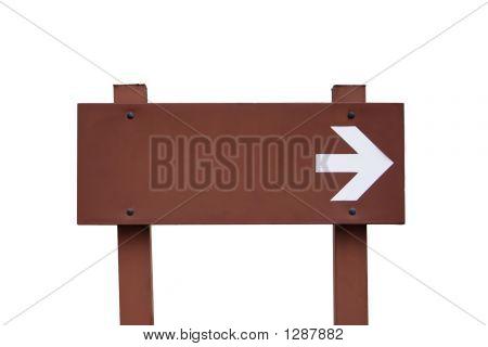 Direction Signpost