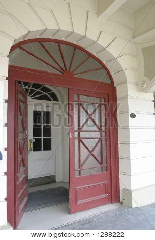 Opera House Door