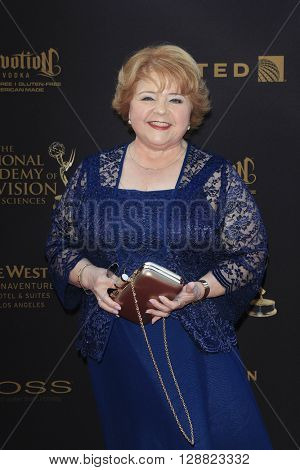 LOS ANGELES - APR 29: Patrika Darbo at The 43rd Daytime Creative Arts Emmy Awards Gala at the Westin Bonaventure Hotel on April 29, 2016 in Los Angeles, California