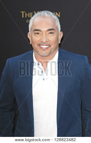 LOS ANGELES - APR 29: Cesar Millan at The 43rd Daytime Creative Arts Emmy Awards Gala at the Westin Bonaventure Hotel on April 29, 2016 in Los Angeles, California