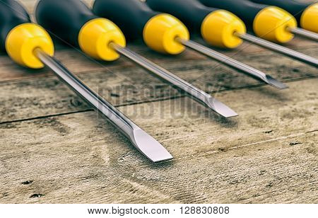 Hardware Tools, Screwdriver
