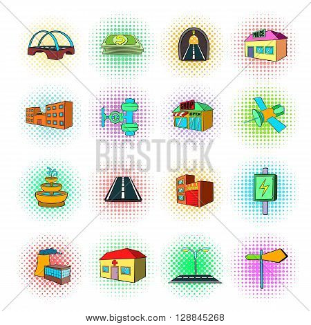 Urban infrastructure icons set. Urban infrastructure icons. Urban infrastructure icons art. Urban infrastructure icons web. Urban infrastructure icons new. Urban infrastructure set. Urban infrastructure set art. Urban infrastructure set web