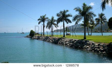 Airlie Beach Scene