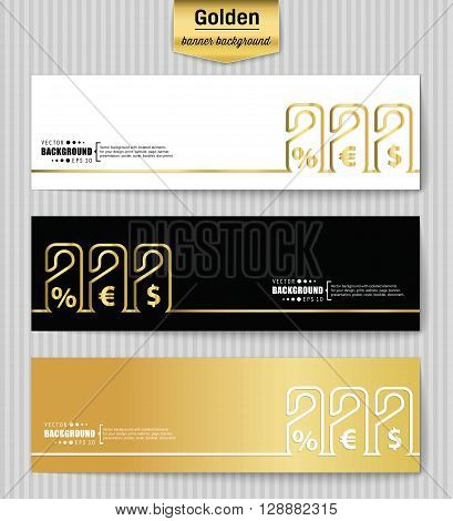 Abstract Creative concept gold vector background for Web and Mobile Applications, Illustration template design, business infographic, page, brochure, banner, presentation, poster, booklet, document.
