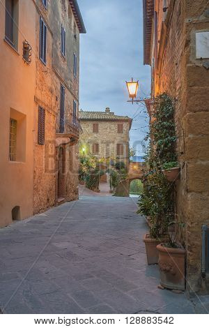 Ancient Italian Town