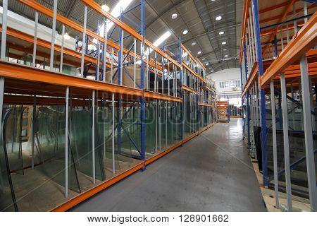 warehouse deposit