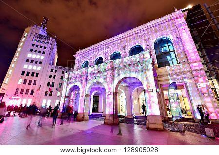 Spotlight International Light Festival
