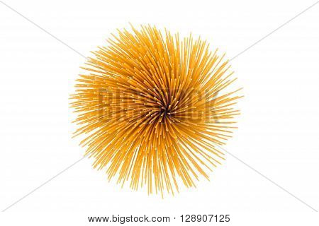 Flower Of Whole Wheat Spaghetti