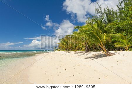 Drill Beach is a beautiful beaches on the Caribbean island of Barbados