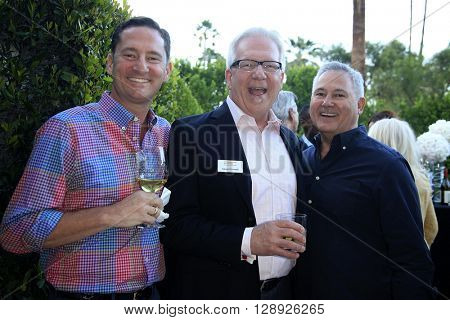 PALM SPRINGS - APR 27: Dan Kitowski at a cultivation event for The Actors Fund at a private residence on April 27, 2016 in Palm Springs, California