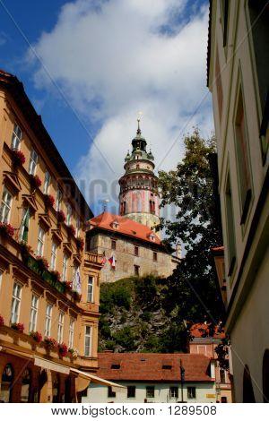 Street Of Krumlov