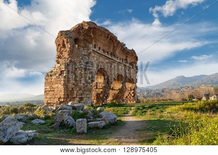 Tralleis Ancient City