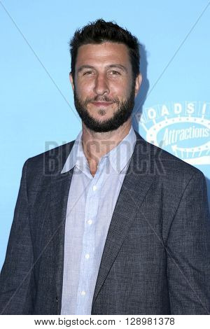 LOS ANGELES - MAY 3:  Pablo Schreiber at the Love & Friendship LA Premiere at the DGA Theater on May 3, 2016 in Los Angeles, CA