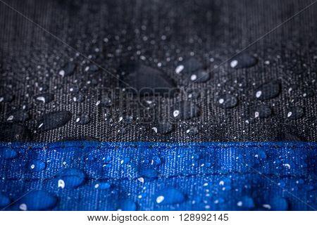 Waterproof Fabric, Background