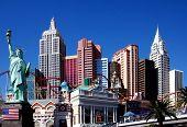 The New York Hotel, Las Vegas, Nevada.