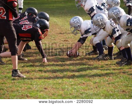 Ready At Line Of Scrimmage