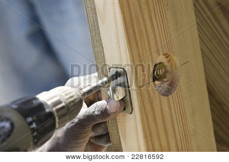 Carpenter Fitting Lock