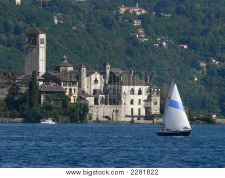 Island Of San Giulio