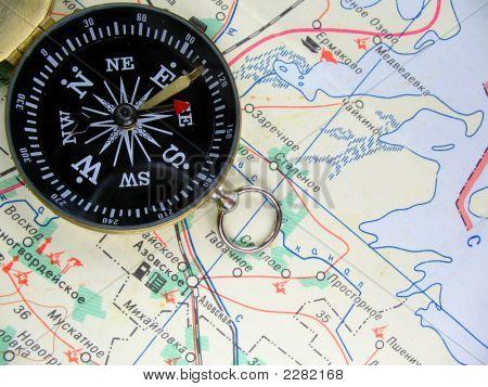 Compass & Map 1