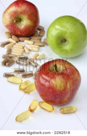 Apples And Vitamins