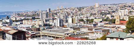 Valparaiso Panorama