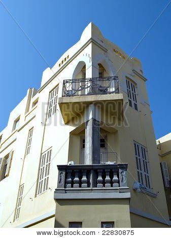 Bauhaus Style House Tel Aviv Israel
