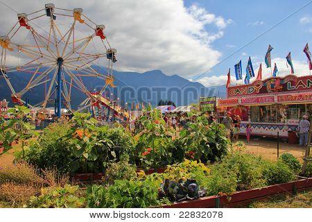 2011 Feria del Condado de Skamania