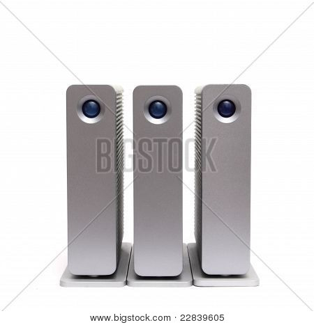external hard disks