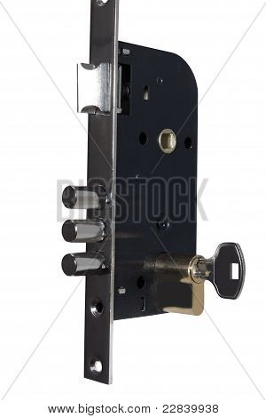 mortise lock with key