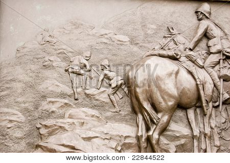 Carabiniers Boer War Memorial, Chelsea