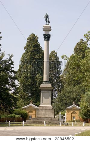 Wellington Commemorative Column, Stratfield Saye, Hampshire