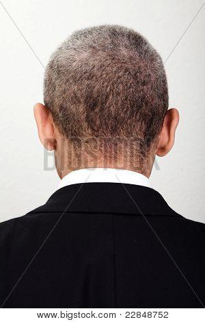 Business Man Head