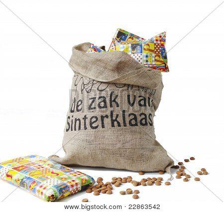 Sinterklaas Bag With Presents